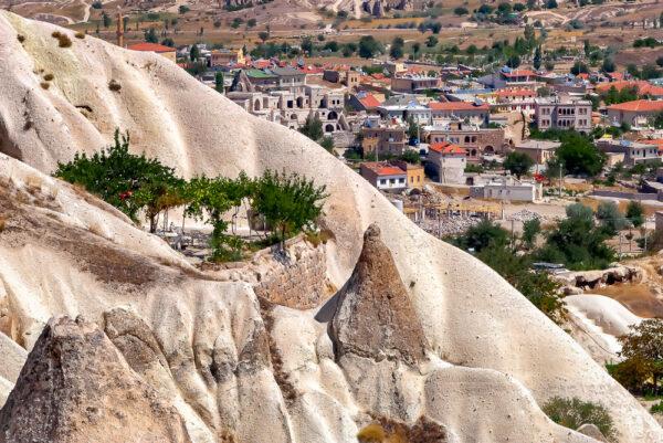Göreme Cappadocia Il giardino segreto