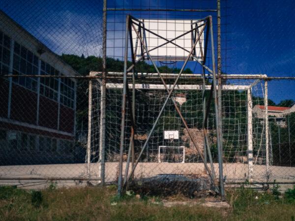 Basketball court Kurcola