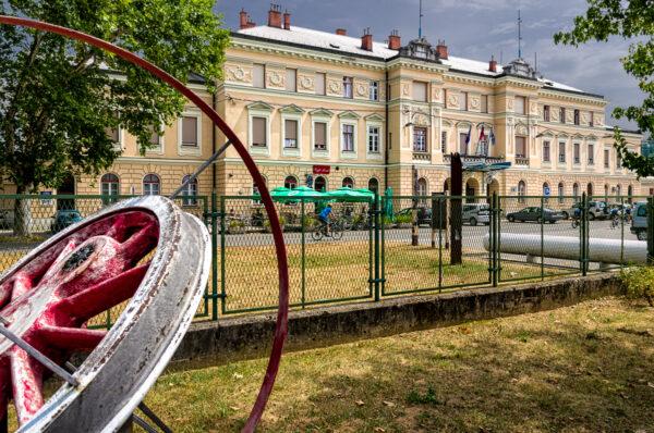 Piazza della Transalpina Gorizia
