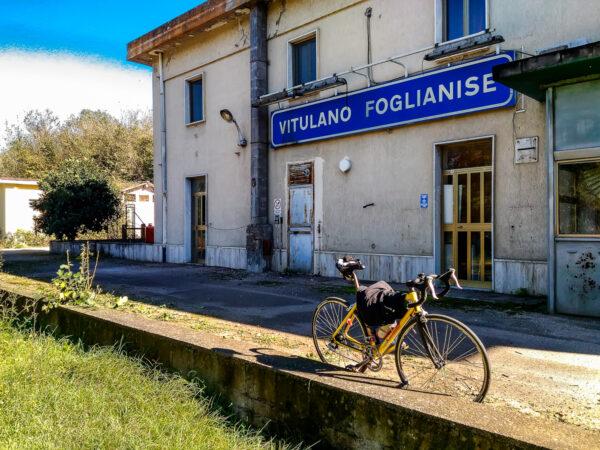 Benevento Vitulano Stazione Vitulano