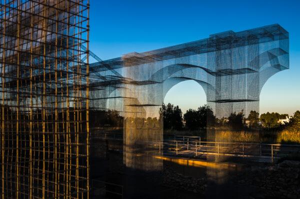 Metallic transparencies - Siponto - Tresoldi