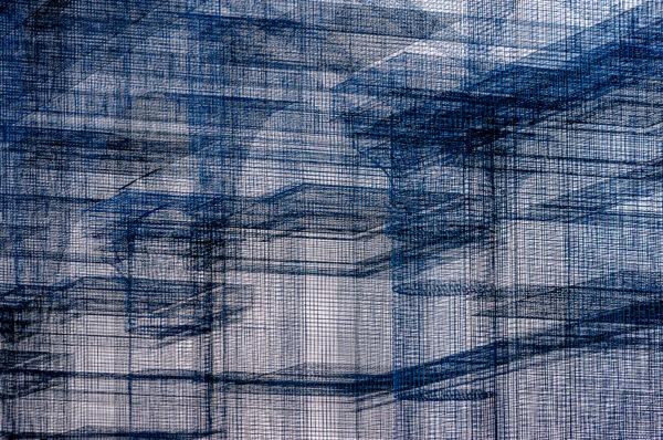 La (sostenibile) leggerezza del ferro.  The grid - Siponto - Tresoldi