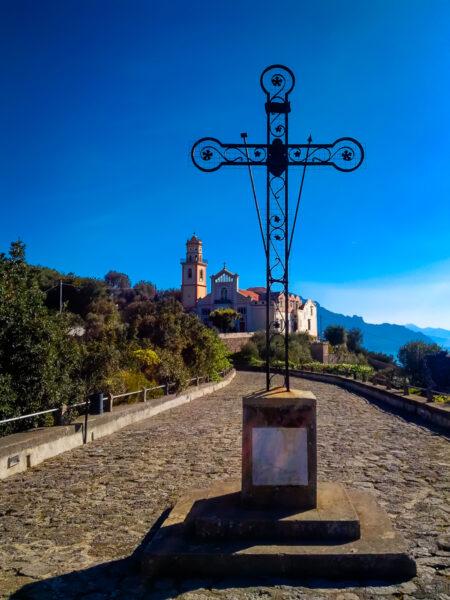 Conca dei Marini e Chiesa di San Pancrazio