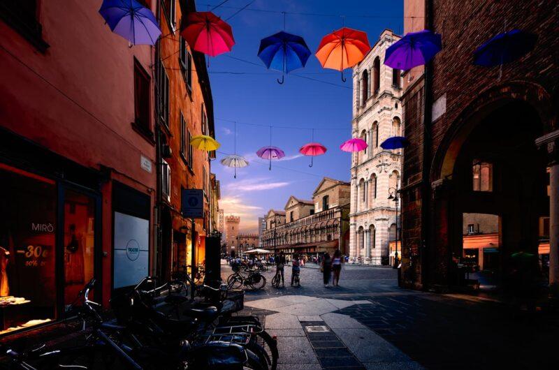 Ombrelli di Ferrara