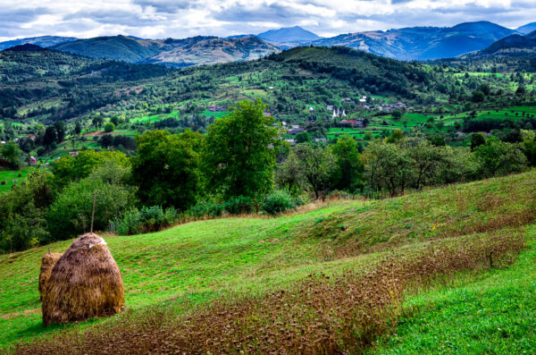 Maramures landscape