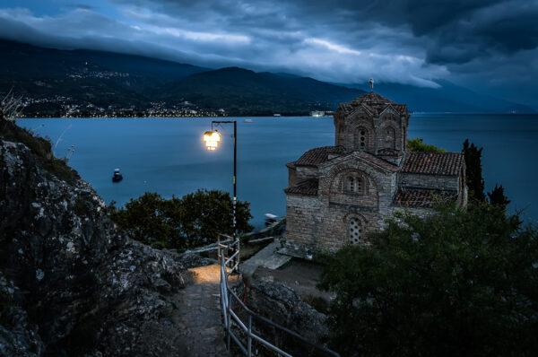 The Magic of Ohrid - St. John Kaneo church