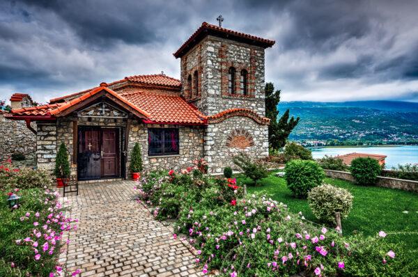 Holy Mother of God Chelnichka - Ocrida
