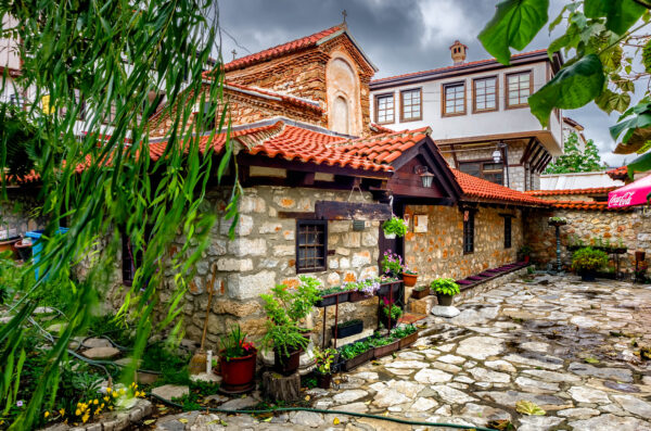 The magic of Ohrid - Ohrid old town
