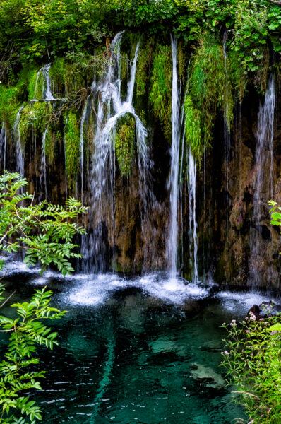 Lussureggiante - Laghi d Plitvice, Croazia