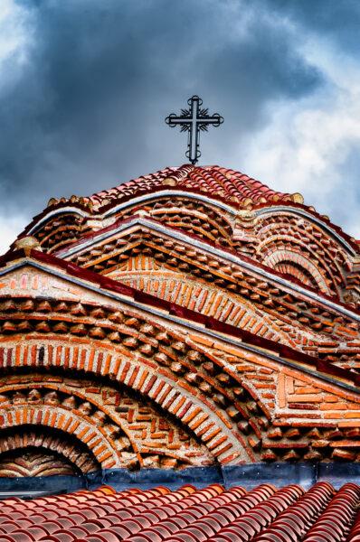 The Magic Of Ohrid Bizantyne domes, Ohrid