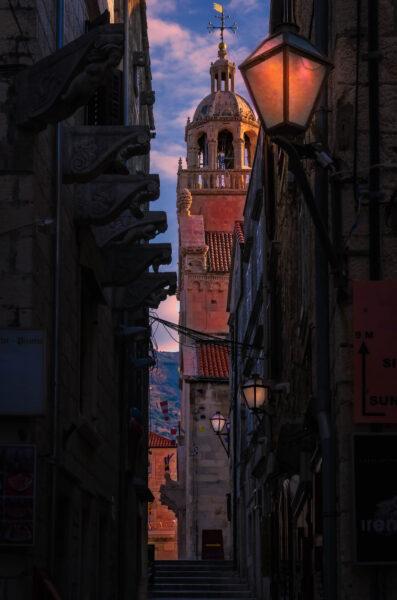 Korčula profumo di Venezia