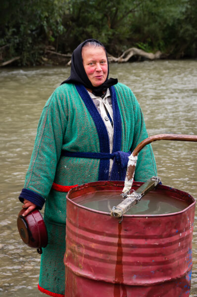 Verso Mocanita.  Distillando Palinka