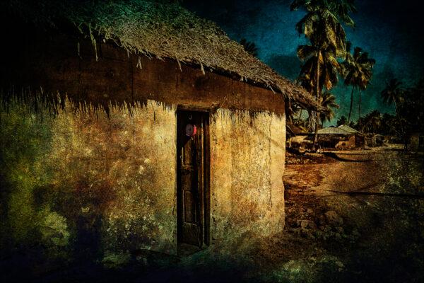 Huts of Jambiani