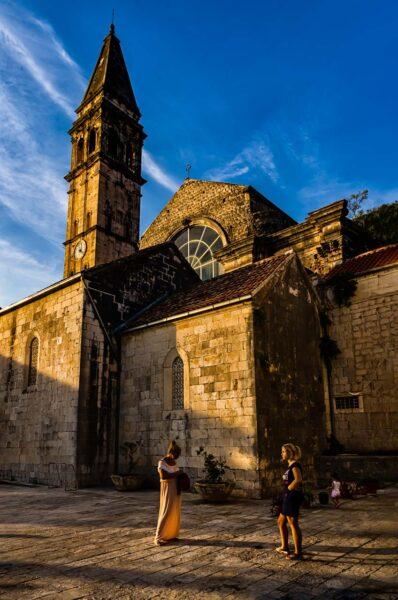 Perast old town