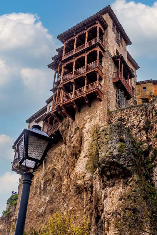 Casa colgada - Cuenca